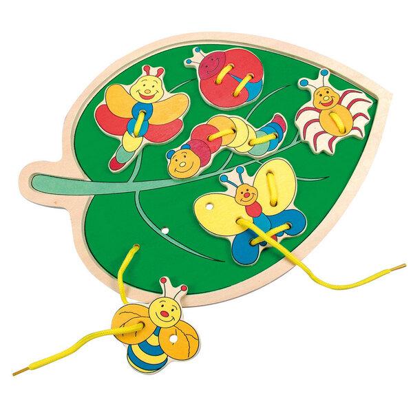 Arendav mäng Leheke Putukatega цена и информация | Arendavad mänguasjad 3+ | kaup24.ee