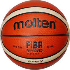 Баскетбольный мяч Molten BGM