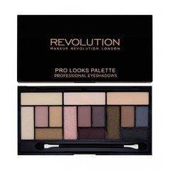 Тени для век Makeup Revolution London Pro Looks Stripped & Bare 13 г