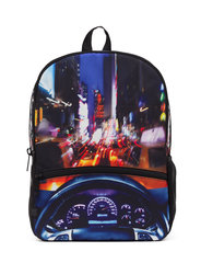 "Mojo ""NYC Crusin with LED Lights""(43x30x16cm)"