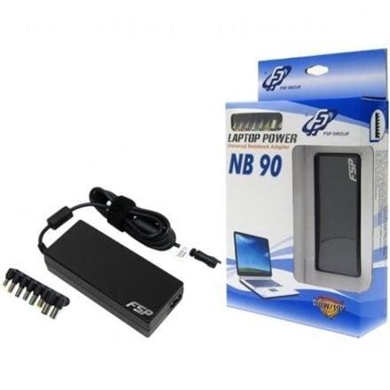 Laadija FORTRON 220V, 90W: 18~20V, 4.74A hind ja info | Sülearvuti akud, laadijad | kaup24.ee