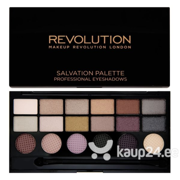 Lauvärvipalett Makeup Revolution London Girls On Film, 13g цена и информация | Silmadele | kaup24.ee