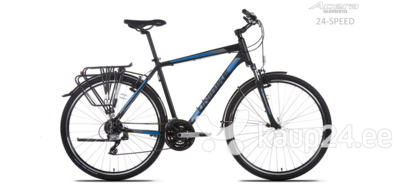Meeste jalgratas UNIBIKE Flash EQ GTS 2016 blue​ цена и информация | Jalgrattad | kaup24.ee