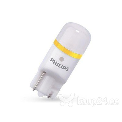 Pirnid Philips W5W - T10 12V/1W LED X-TREMEVISION 4000K, 2 tk цена и информация | Autopirnid | kaup24.ee
