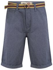 Meeste lühikesed püksid Tokyo Laundry, sinine