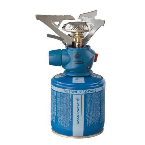 Газовая горелка Bleuet Micro Plus с газовым баллоном (Campingaz) цена и информация | Tarvikud turistile | kaup24.ee