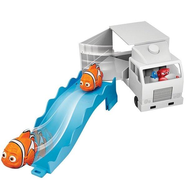 Autotrampliini komplekt Dory цена и информация | Poiste mänguasjad | kaup24.ee
