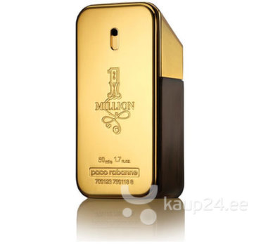 Tualettvesi Paco Rabanne 1 Million EDT meestele 50 ml
