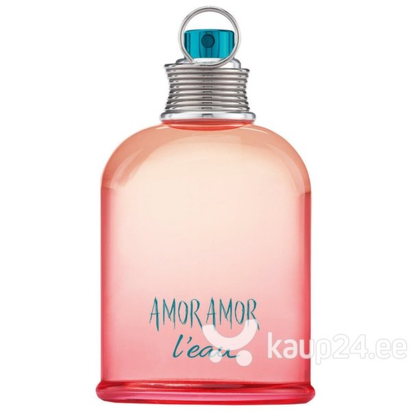 Tualettvesi Cacharel Amor Amor L'Eau Tropical Collection EDT naistele 100 ml цена и информация | Naiste lõhnad | kaup24.ee