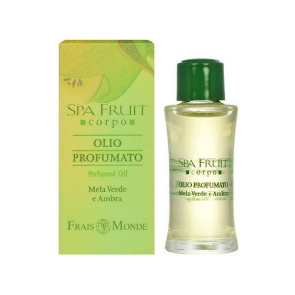 Parfüümõli Frais Monde Spa Fruit Green Apple And Amber 10 ml hind ja info | Lõhnastatud kosmeetika naistele | kaup24.ee