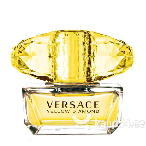 Spreideodorant Versace Yellow Diamond naistele 50 ml цена и информация | Lõhnastatud kosmeetika naistele | kaup24.ee