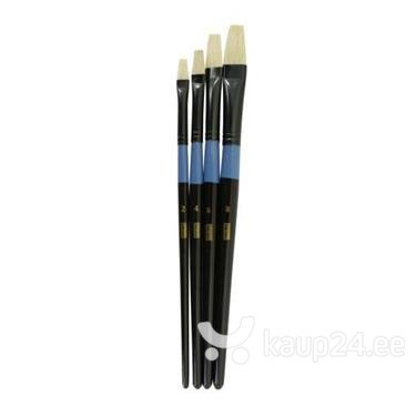 Pintslite komplekt IDENA, 4 tk, 060013 цена и информация | Värvimis- ja kirjutusvahendid | kaup24.ee