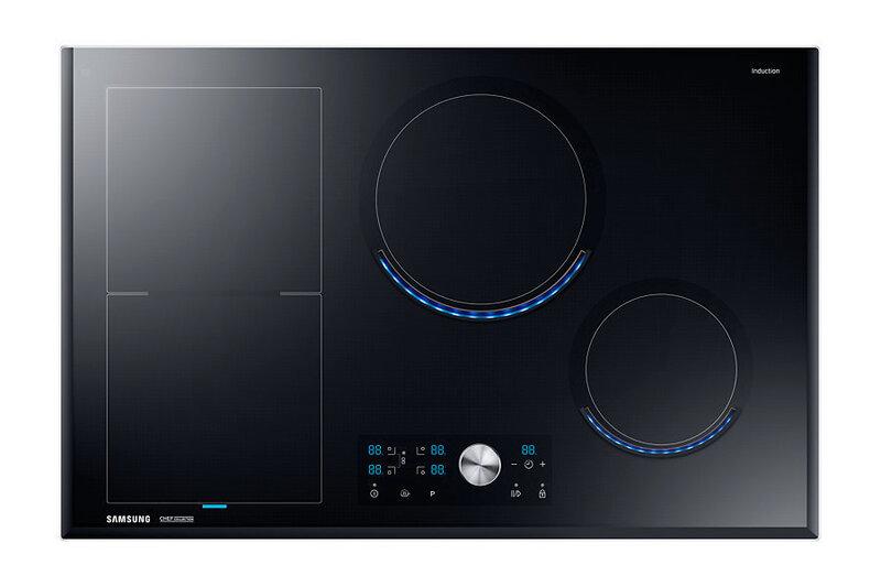 Integreeritav pliidiplaat Samsung NZ84J9770EK hind ja info | Integreeritavad pliidiplaadid | kaup24.ee