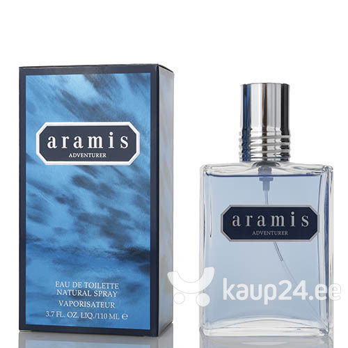 Tualettvesi Aramis Adventurer EDT meestele 110 ml цена и информация | Meeste lõhnad | kaup24.ee
