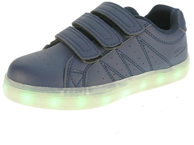 Laste valgustatud spordijalatsid Beppi Moonlight, tumesinine I цена и информация | Laste jalanõud | kaup24.ee