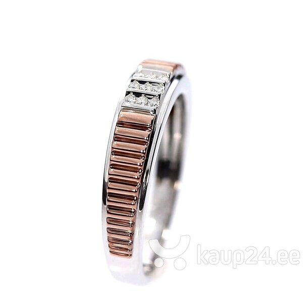 Vääriskividega kuldsõrmus hind ja info | Sõrmused | kaup24.ee