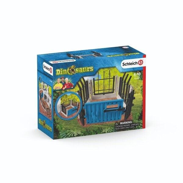 Schleich dinosauruste komplekt aiaga hind ja info | Poiste mänguasjad | kaup24.ee