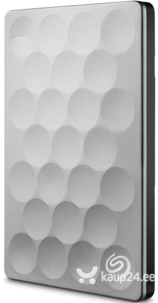 "Väline kõvaketas Seagate BackupPlus Portable Ultra Slim 2,5"" 2TB, USB 3.0, hall"