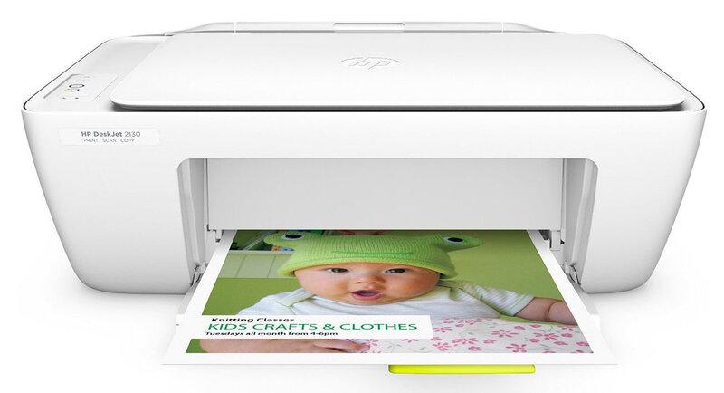 HP Deskjet 2130 multifunktsionaalne värvi tindiprinter hind ja info | Printerid | kaup24.ee