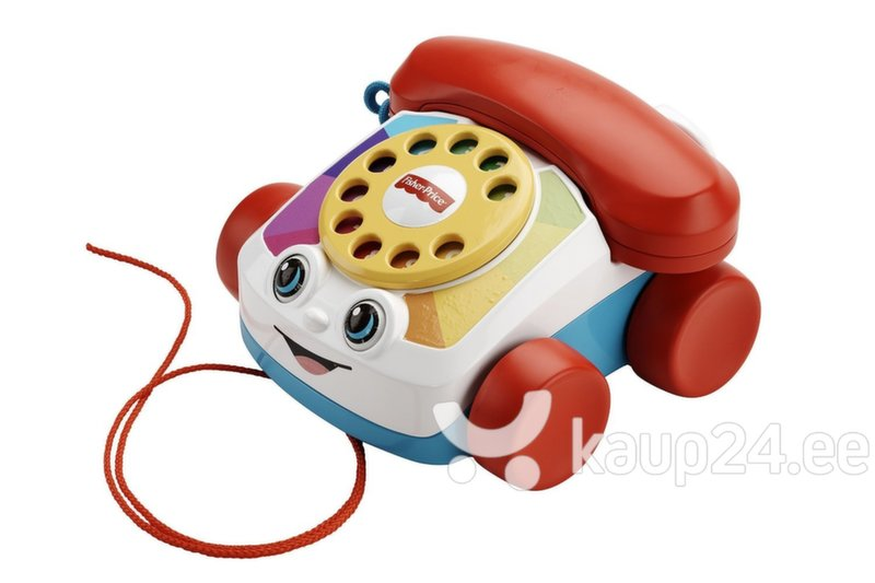 Rõõmus telefon Fisher Price, CMY08 цена и информация | Imikute mänguasjad | kaup24.ee