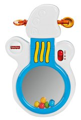 Muusikaline kõristi Kitarr Rock 'n' Roll Fisher Price, DFP21