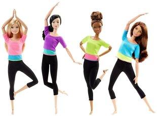Nukk Barbie Joogatrenn, DHL81, 1 tk