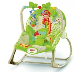Lamamistool Fisher Price Friends, CBF52