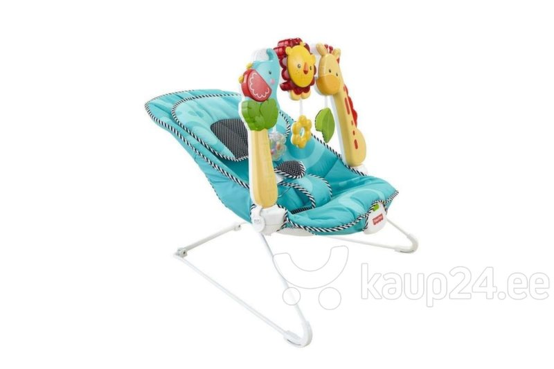 Lamamistool Fisher Price 2 In 1 Sensory Stages, BFB14