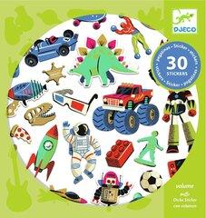 Kleepsud - Retromänguasjad, Djeco DJ09263 hind ja info | Arendavad mänguasjad 3+ | kaup24.ee
