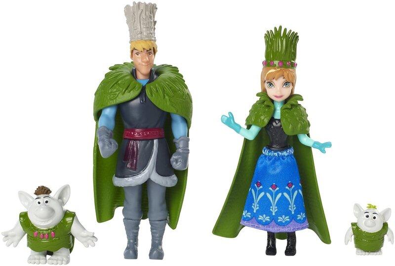 Pulmakleidid Frozen, DFR79 цена и информация | Tüdrukute mänguasjad | kaup24.ee