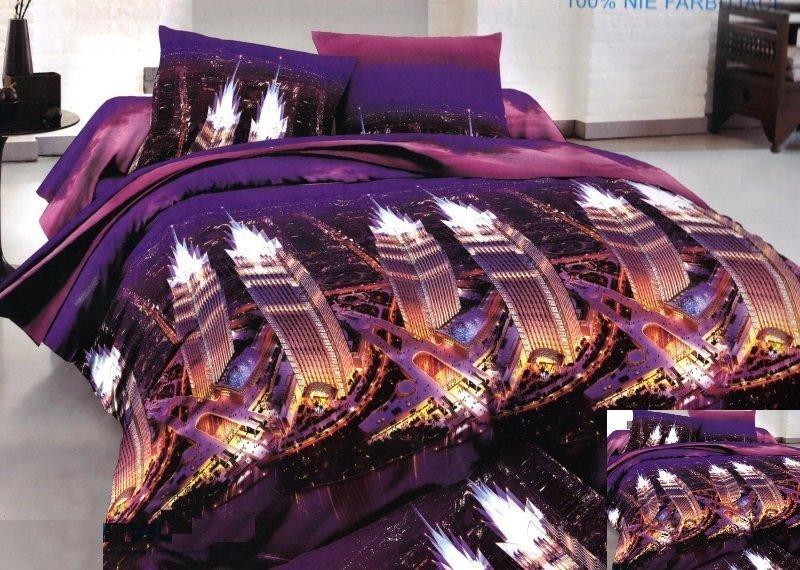 3D Kомплект постельного белья 4 части цена и информация | Voodipesukomplektid | kaup24.ee