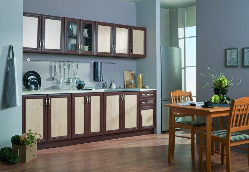 Köögimööbli komplekt Bazylia hind ja info | Köögimööbli komplektid | kaup24.ee