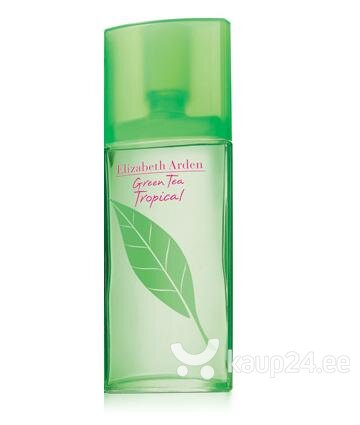 Tualettvesi Elizabeth Arden Green Tea Tropical EDT naistele 100 ml