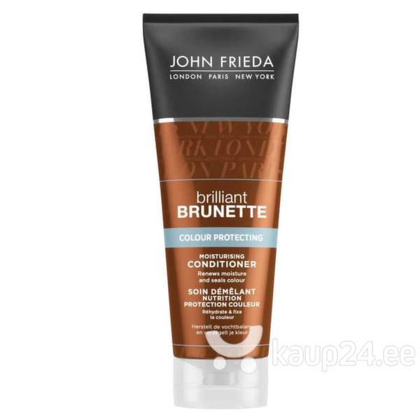 Niisutav palsam John Frieda​ Brilliant Brunette Colour Protecting 250 ml
