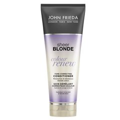 Tooniv juuksepalsam John Frieda Sheer Blonde Colour Renew 250 ml