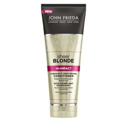 Taastav palsam John Frieda Sheer Blonde Hi-Impact 250 ml