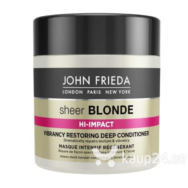 Taastav mask John Frieda Sheer Blonde Hi-Impact 150 ml
