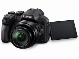 Digikaamera Panasonic Lumix DMC-FZ300, must