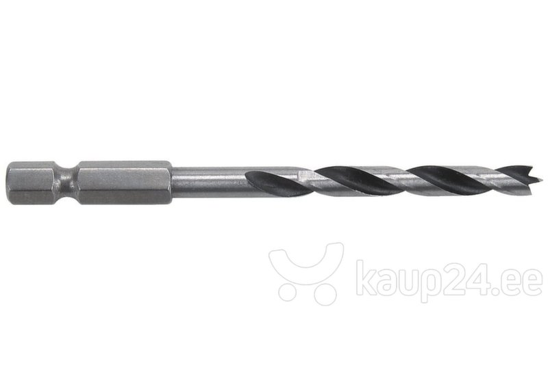 "Puur puidule 5x85mm DIN 3126 CV HEX 1/4"" WOLFCRAFT цена и информация 