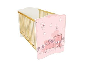 Võrevoodi Amila Baby 6 hind ja info | Beebivoodid | kaup24.ee