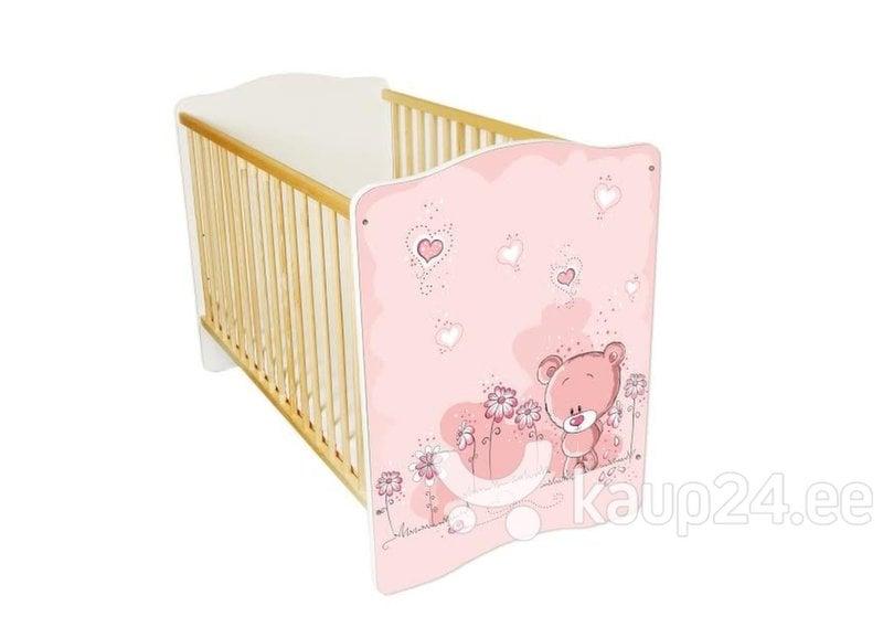 Lastevoodi Amila Baby 6 цена и информация | Lastetoamööbel | kaup24.ee