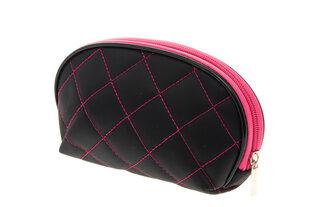 Kosmeetikakott Mineas II, must/roosa