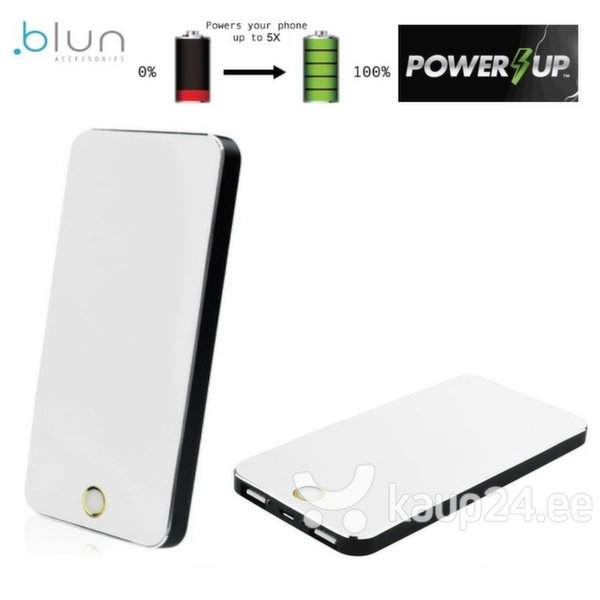 Akupank Blun ST-PB051 Power Bank 6000 mAh цена и информация | Akupank | kaup24.ee