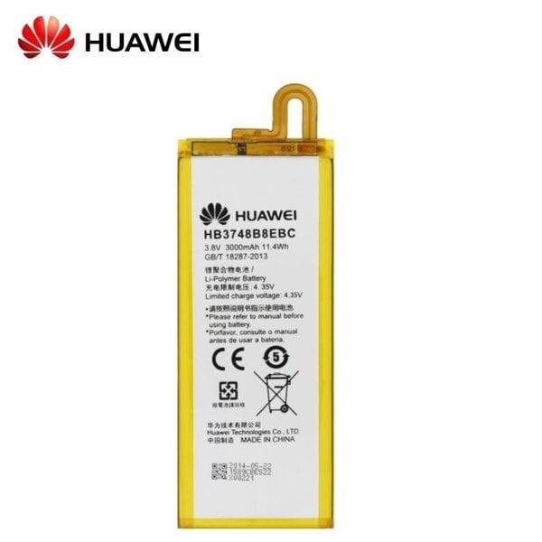 Telefoniaku Huawei HB3748B8EBC, Li-Ion 3000 mAh
