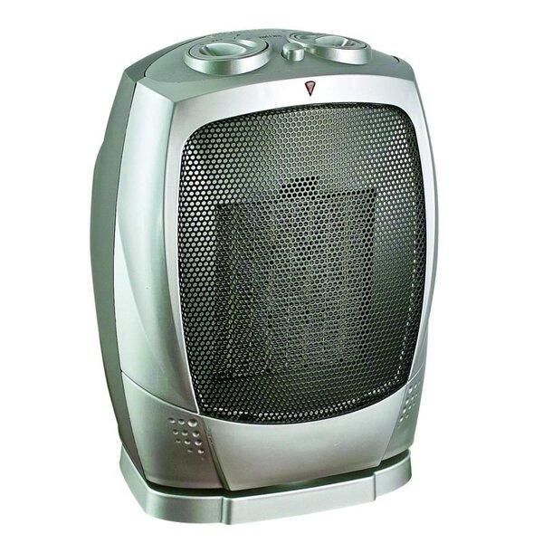Keraamiline termoventilaator Celcia PTC-903B, 1500W цена и информация | Radiaatorid, konvektorid | kaup24.ee