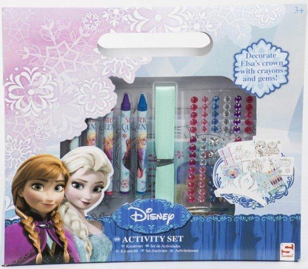 Loominguline komplekt Frozen цена и информация | Tüdrukute mänguasjad | kaup24.ee