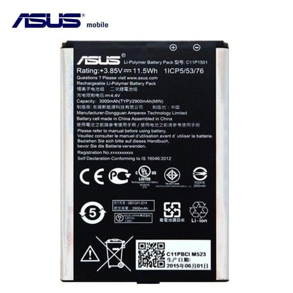 Telefoniaku Asus C11P1501, Li-Ion 2900 mAh
