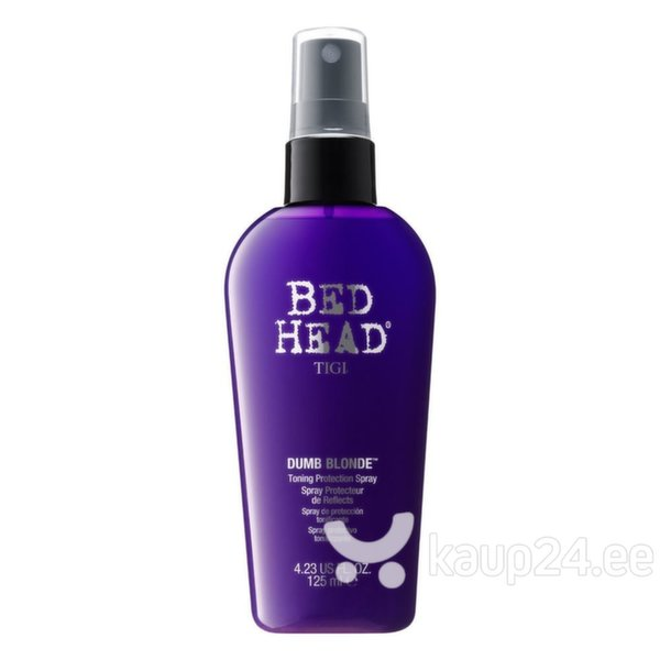 Juuksesprei Tigi Bed Head Dumb Blonde Toning Bed Head Dumb Blonde 125 ml цена и информация | Maskid, õlid, seerumid | kaup24.ee