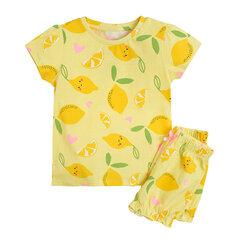 Cool Club tüdrukute pidžaama, CUG2211751-00 hind ja info | Tüdrukute hommikumantlid ja pidžaamad | kaup24.ee