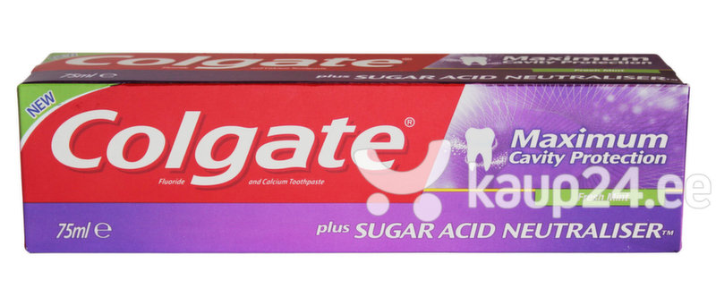 Hambapasta Colgate Cavity Protection Plus Sugar Acid Neutraliser 75 ml hind ja info | Suuhügieen | kaup24.ee